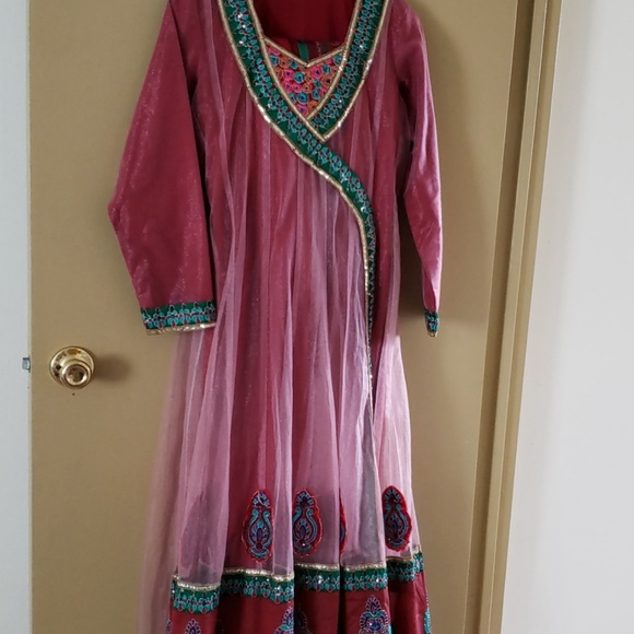 Dresses & Skirts - Pakistani formal dress